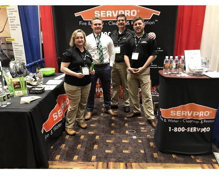SERVPRO at PHCC Convention, April 26 & 27