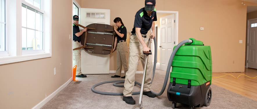 Whitemarsh, PA residential restoration cleaning
